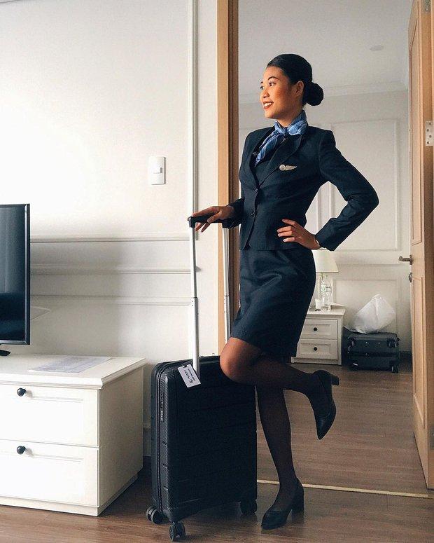 Gái xinh khai hết sướng khổ của tiếp viên hàng không, từng bật khóc vì khách trêu: Sao da đen thế mà cũng được làm? - Ảnh 3.