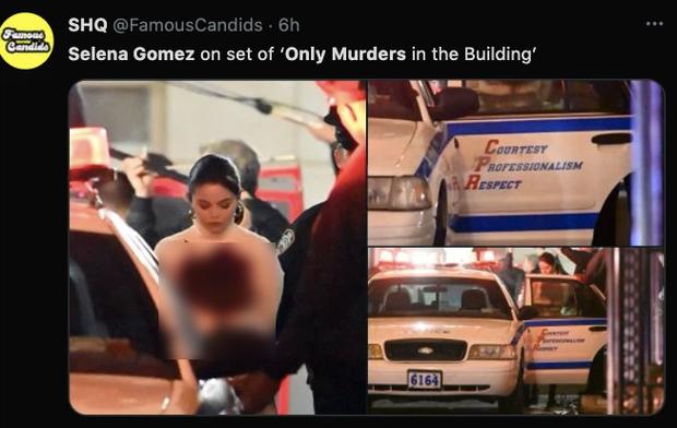 Facebook rầm rộ hình ảnh Selena Gomez bị bắt khẩn cấp với trang phục đầy máu, sự thật đằng sau gây phẫn nộ đỉnh điểm - Ảnh 3.