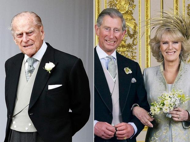 Điều đáng buồn nhất: Hoàng tế Philip qua đời đúng ngày kỷ niệm ngày cưới của Thái tử Charles và bà Camilla - Ảnh 1.