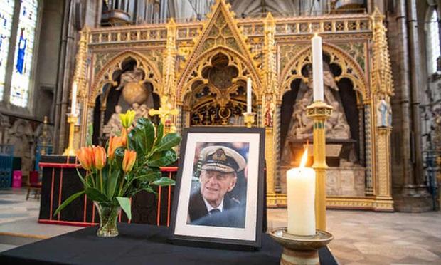 Lễ tang của Hoàng thân Philip sẽ được tổ chức ngày 17/4 - Ảnh 1.