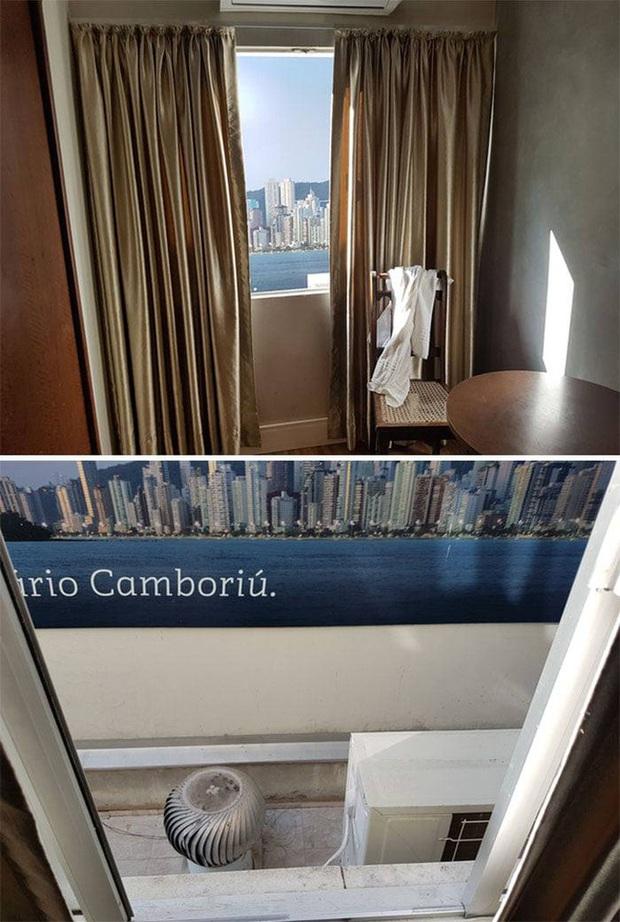 Bỏ tiền thuê khách sạn nhưng khi nhận phòng thì sốc không nói nên lời khi thấy ấm đun nước rêu mốc tua tủa, bồn rửa mặt nước xả đục ngầu - Ảnh 15.