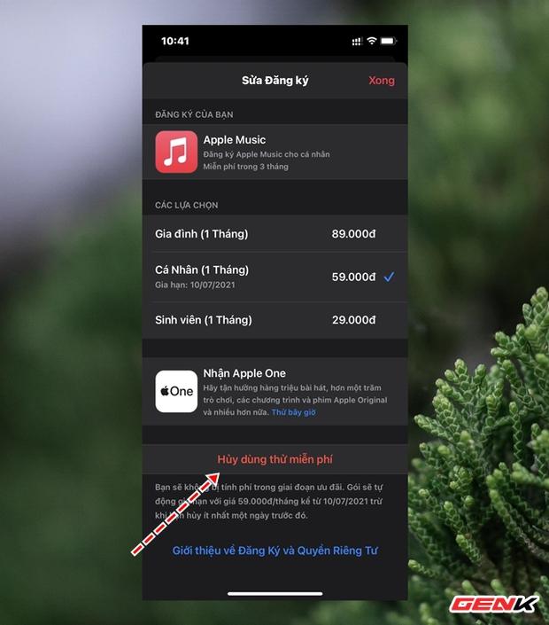 Cách đăng ký nhận 3 tháng dùng thử miễn phí Apple Music trên iPhone - Ảnh 16.