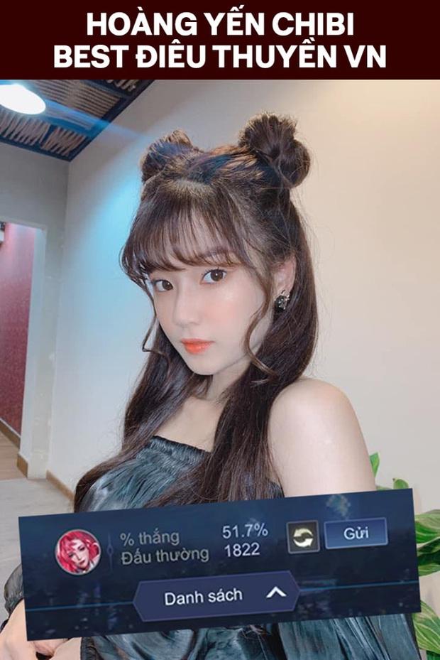 """ViruSs liên tục khen Hoàng Yến Chibi """"sexy sexy gợi cảm"""", girl 1 champ """"best Điêu Thuyền"""" lập tức phản hồi - Ảnh 4."""