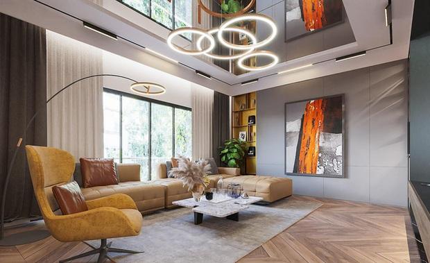 Hồng Đăng gây choáng khi hé lộ căn biệt thự sang trọng, 2 mặt tiền tọa lạc ở trung tâm thành phố Hà Nội - Ảnh 9.