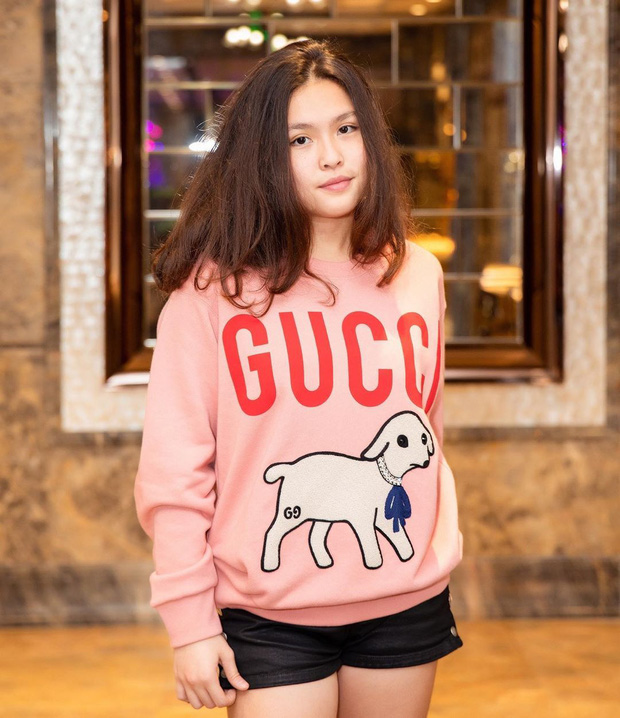 Rich kid 2k3 Susu - Con gái lớn của yêu nữ hàng hiệu Phượng Chanel là ai? - Ảnh 4.
