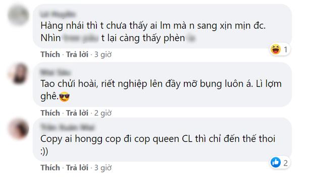 Chi Pu lại bị phát hiện giống y xì CL ở MV nhạc phim Thiên Thần Hộ Mệnh - Ảnh 3.