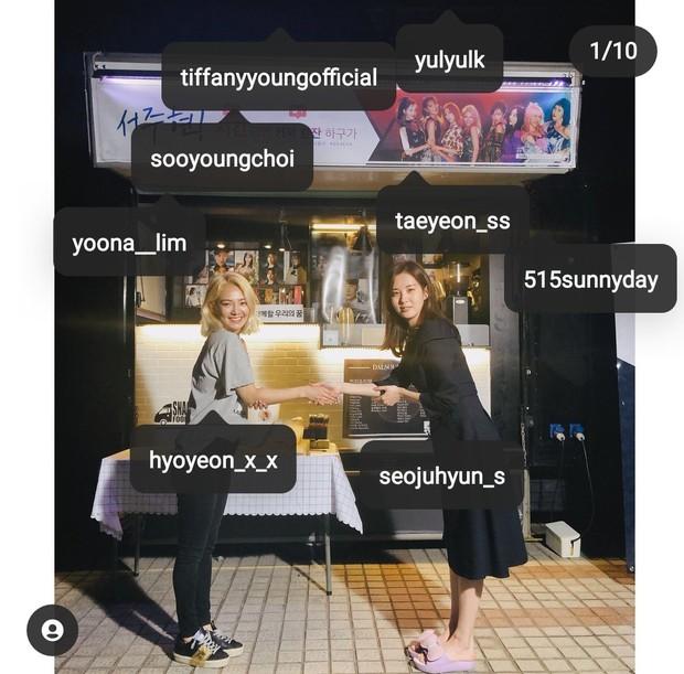 Soi lại loạt động thái từ năm 2018 mới thấy, thì ra các thành viên SNSD đã sớm biết Seohyun bị Kim Jung Hyun đối xử thô lỗ? - Ảnh 2.