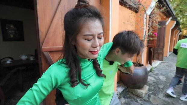 Nam Thư ôn lại chuyện xưa ở Running Man: Hối hận vì không nghe lời Jun Phạm, mất cơ hội... dơ hơn BB Trần - Ảnh 3.