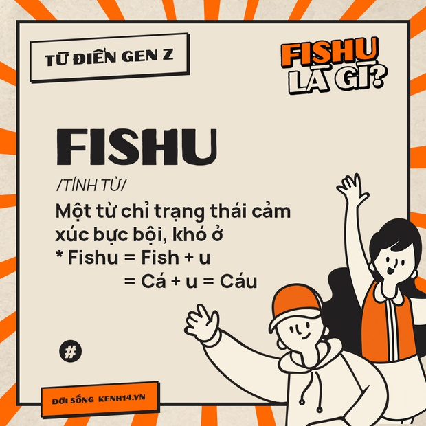 Từ điển Gen Z: Fishu là gì? - Ảnh 1.