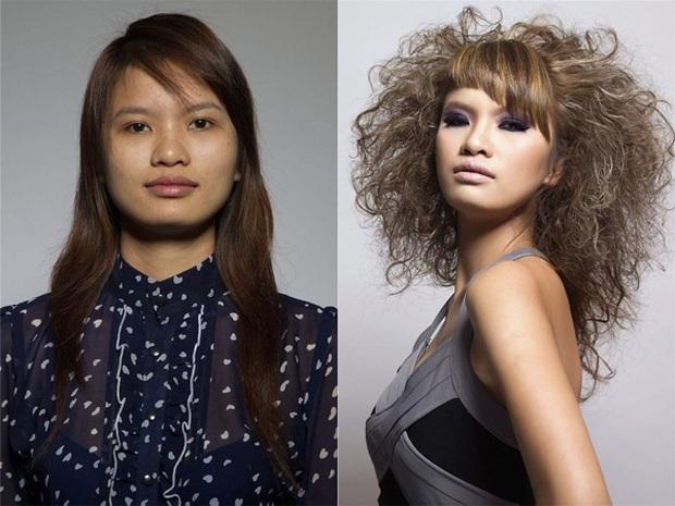 Gái quê Lê Thị Phương - thí sinh đầu tiên lập gia đình được vào nhà chung Vietnams Next Top Model giờ ra sao? - Ảnh 4.