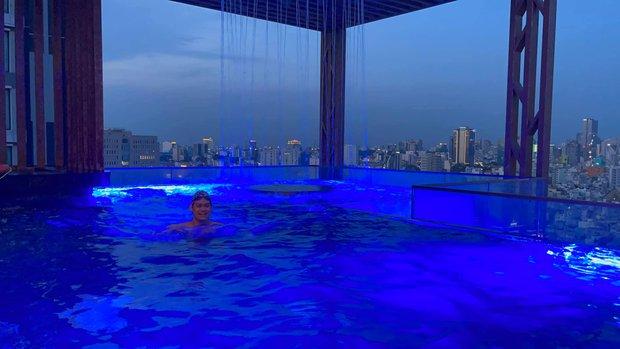 Thanh Thảo mừng tân gia nhà mới, hé lộ không gian giàu có của căn hộ view triệu đô - Ảnh 10.