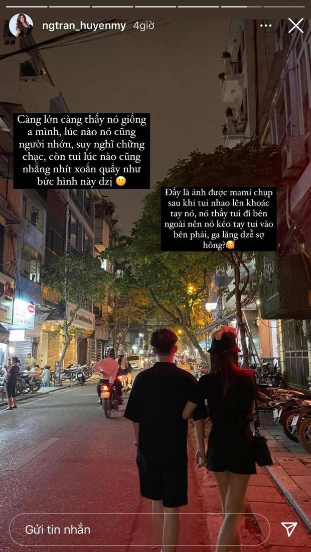Em trai Á hậu Huyền My lại giật spotlight, diện vest bảnh tỏn đúng chuẩn soái ca rồi - Ảnh 3.