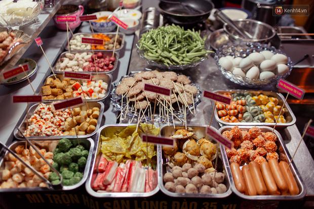 Gọi chợ Hồ Thị Kỷ là vũ trụ ăn uống giữa Sài Gòn vì muốn tìm món nào cũng có, ăn no ngập mặt mà tốn chưa tới 100k - Ảnh 36.