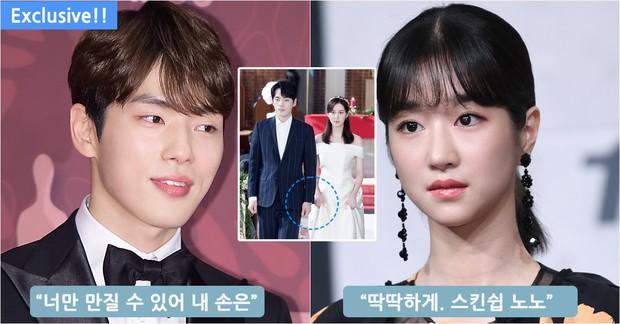 Chuyện ngược đời: Bắt tài tử Hạ Cánh Nơi Anh xa lánh Seohyun, Seo Ye Ji vẫn thân mật với Lee Jun Ki, còn ôm ấp ngay trên thảm đỏ - Ảnh 2.
