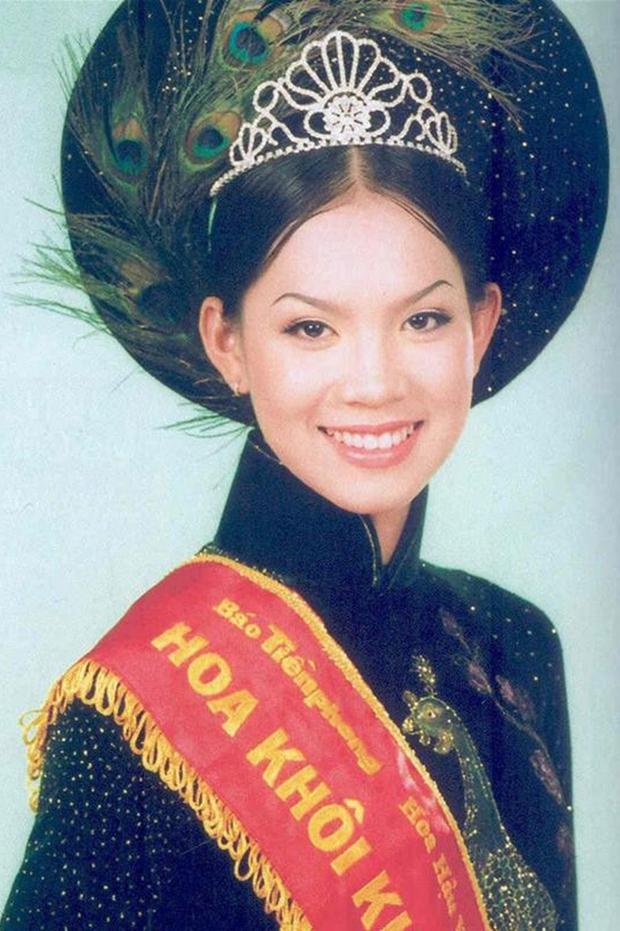 Ảnh hiếm: Top 3 Hoa hậu Việt Nam đầu tiên hội ngộ, đều chạm ngưỡng U40 nhưng vẫn trẻ trung, xinh đẹp đáng ngưỡng mộ - Ảnh 5.