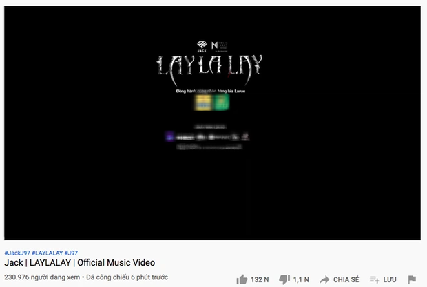 Jack tung MV comeback rất đầu tư nhưng thành tích lượt xem công chiếu lại thụt lùi, thua cả Sơn Tùng M-TP lẫn Độ Mixi - Ảnh 3.