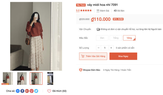 Linh Ka diện chân váy xinh hiền quá đỗi, bóc giá xong xỉu ngang vì quá là rẻ - Ảnh 8.