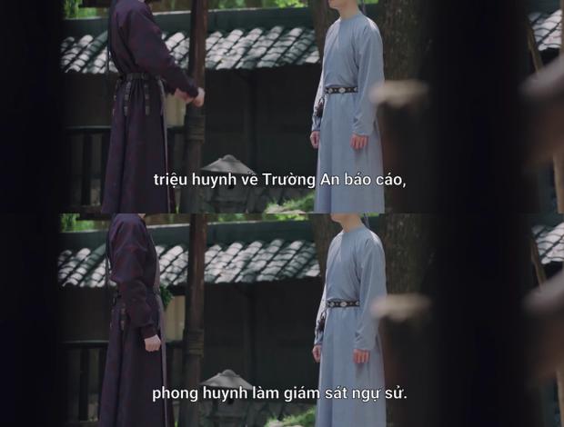 Triệu Lộ Tư bị mần nhục bởi bạn gái Nhiệt Ba, ai ngờ gặp phải nam phụ định mệnh ở Trường Ca Hành tập 19 - 20 - Ảnh 6.