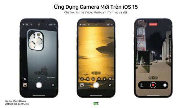 iPhone nên có những thay đổi gì về camera? - Ảnh 2.