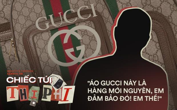 Stylist của 1 nam ca sĩ hạng A lừa brand mua áo Gucci sida với giá cắt cổ, ca sĩ nọ dính thị phi chưa đủ hay sao rồi giờ tới stylist? - Ảnh 1.
