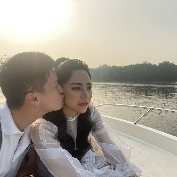 Chỉ với vài khoảnh khắc cuối tuần, Huỳnh Anh đã chứng minh tình cảm với con riêng của hôn thê hơn 6 tuổi - Ảnh 7.