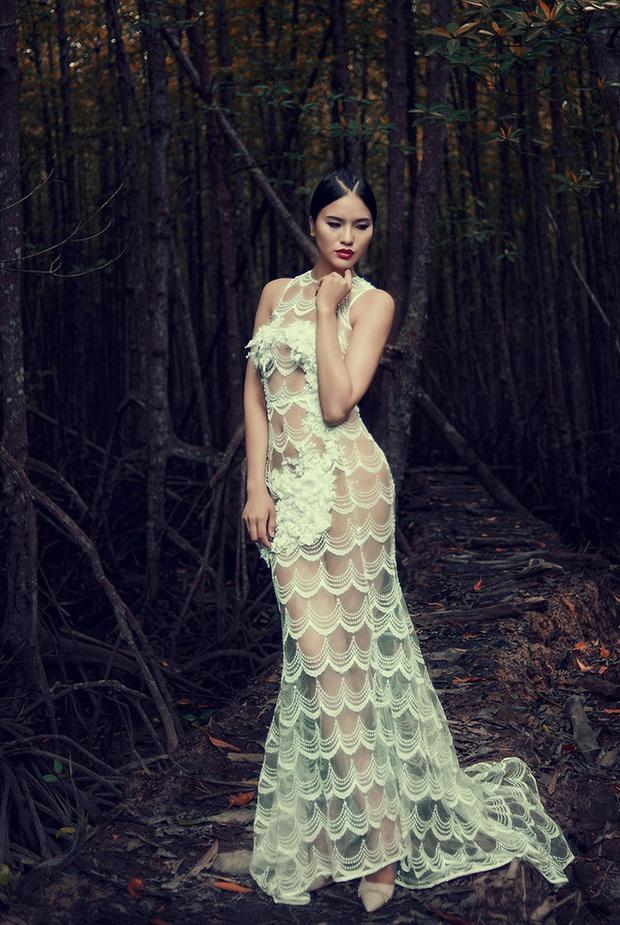 Gái quê Lê Thị Phương - thí sinh đầu tiên lập gia đình được vào nhà chung Vietnams Next Top Model giờ ra sao? - Ảnh 14.