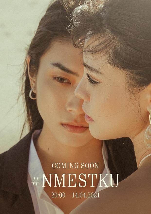 Vũ Cát Tường sắp comeback kết hợp cùng 1 nghệ sĩ bí ẩn, Bùi Lan Hương sa vào mối tình với cả nam lẫn nữ trong MV mới? - Ảnh 5.