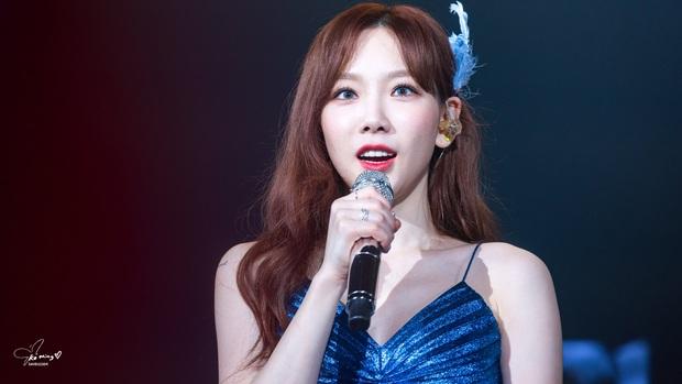 Taeyeon (SNSD) giận dữ mắng SM ngay tại concert xong lại cặm cụi ngồi sửa album là sao đây? - Ảnh 8.