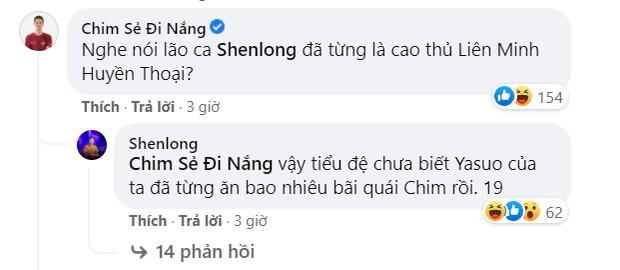 Chim Sẻ Đi Nắng đại chiến Shenlong khiến cộng đồng rần rần về siêu kinh điển, nhưng lần này không phải AOE mà là Tốc Chiến! - Ảnh 3.