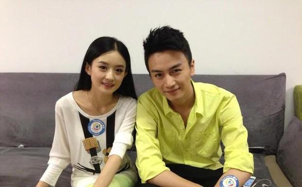 Năm xưa Trần Hiểu đã nói những gì trước truyền hình mà khiến Triệu Lệ Dĩnh vội vàng xoá mọi thứ về anh trên Weibo? - Ảnh 2.