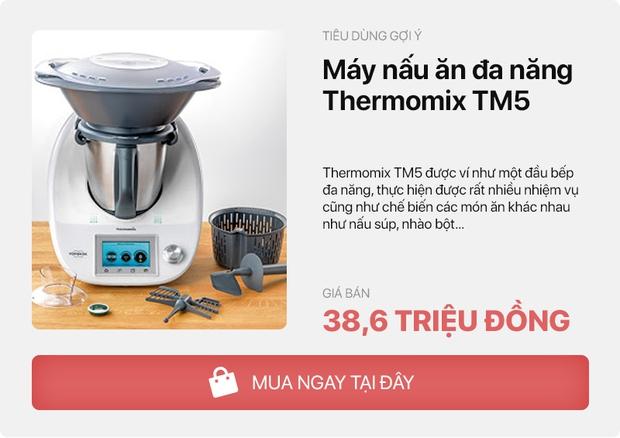 Robot nấu ăn giúp mẹ Sài Gòn nhàn tênh, cân được cả ngàn món nhưng vẫn phát hiện điểm trừ đáng tiếc này - Ảnh 13.
