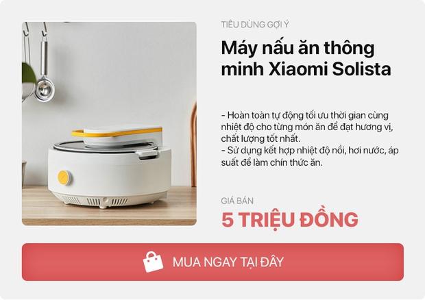 Robot nấu ăn giúp mẹ Sài Gòn nhàn tênh, cân được cả ngàn món nhưng vẫn phát hiện điểm trừ đáng tiếc này - Ảnh 14.