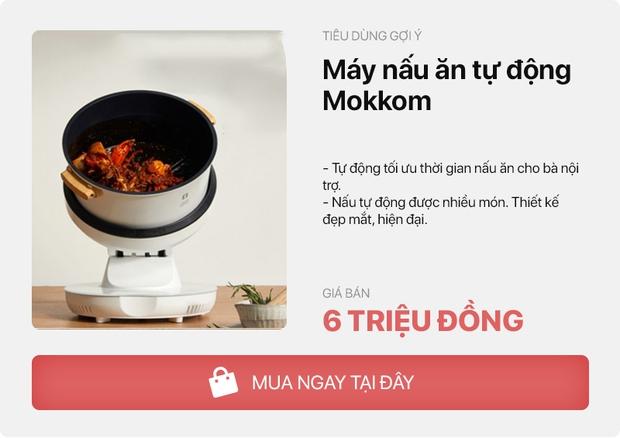 Robot nấu ăn giúp mẹ Sài Gòn nhàn tênh, cân được cả ngàn món nhưng vẫn phát hiện điểm trừ đáng tiếc này - Ảnh 15.