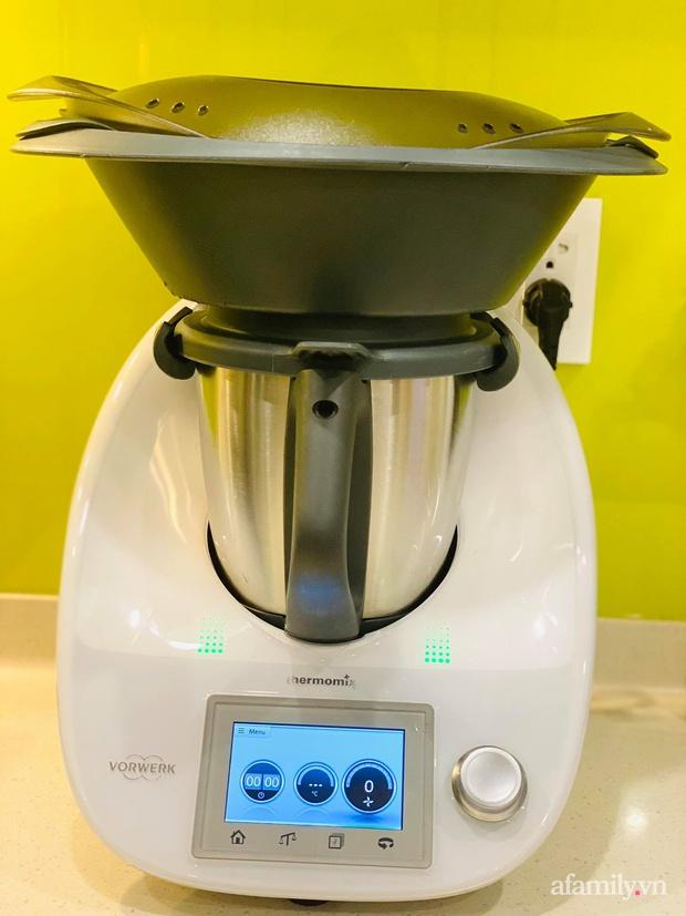 Robot nấu ăn giúp mẹ Sài Gòn nhàn tênh, cân được cả ngàn món nhưng vẫn phát hiện điểm trừ đáng tiếc này - Ảnh 3.