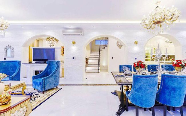 Nữ ca sĩ chi tiền tỷ mời Thái Công làm nội thất: Ở villa 200 tỷ, được chồng đại gia cưng chiều như bà hoàng - Ảnh 5.