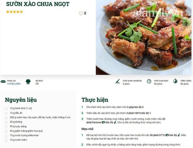 Robot nấu ăn giúp mẹ Sài Gòn nhàn tênh, cân được cả ngàn món nhưng vẫn phát hiện điểm trừ đáng tiếc này - Ảnh 7.
