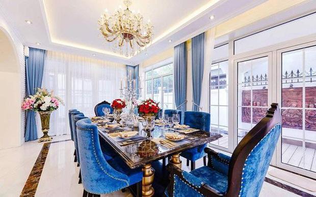 Nữ ca sĩ chi tiền tỷ mời Thái Công làm nội thất: Ở villa 200 tỷ, được chồng đại gia cưng chiều như bà hoàng - Ảnh 4.
