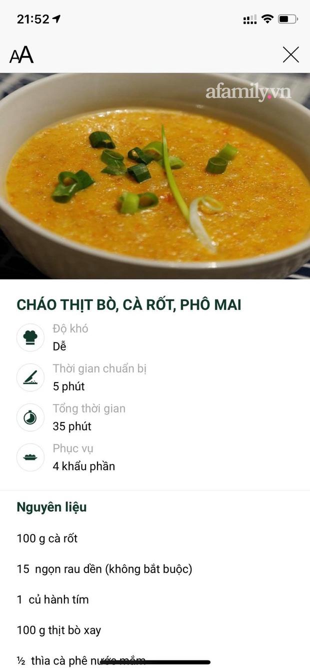Robot nấu ăn giúp mẹ Sài Gòn nhàn tênh, cân được cả ngàn món nhưng vẫn phát hiện điểm trừ đáng tiếc này - Ảnh 8.