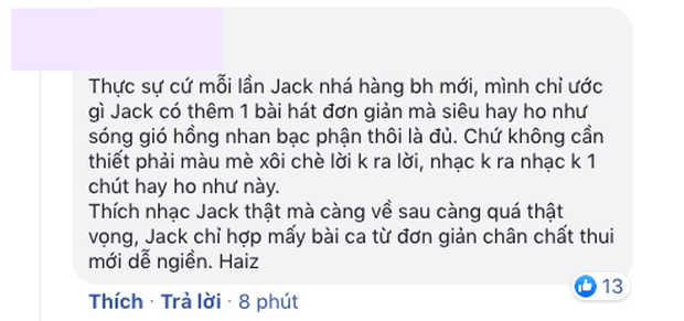 Netizen thất vọng về MV comeback của Jack, chê màu mè không liên quan nhưng lỡ phá kỷ lục top 1 trending của bản thân mất rồi! - Ảnh 6.