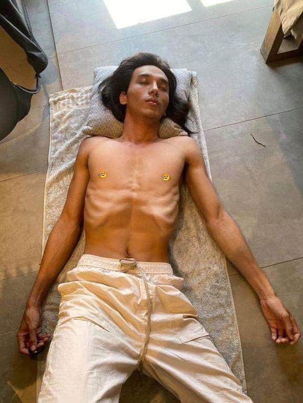 Quên Thuận Nguyễn gầy gò ngày nào đi, bụng trồi xương nay đã hóa body 6 múi như tượng tạc thế này thì ai chịu nổi? - Ảnh 7.