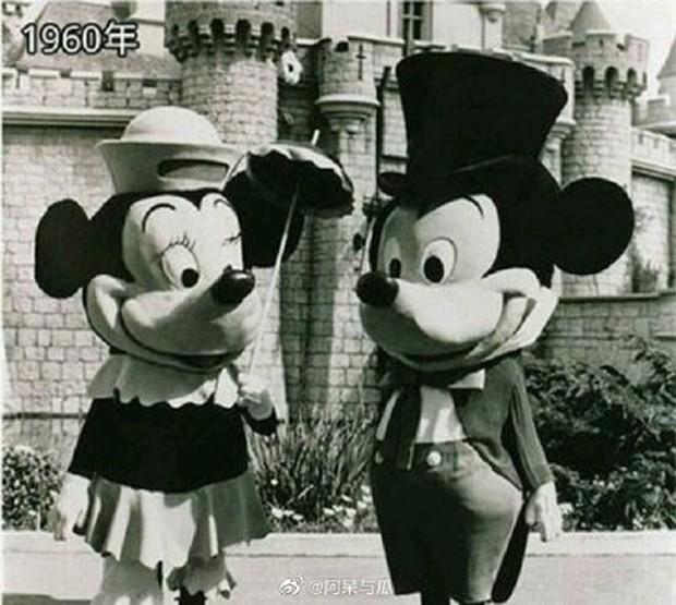 Sốc với Mickey phiên bản quá kinh dị 66 năm trước, MXH Hoa ngữ rúng động đến lên thẳng hot search - Ảnh 14.