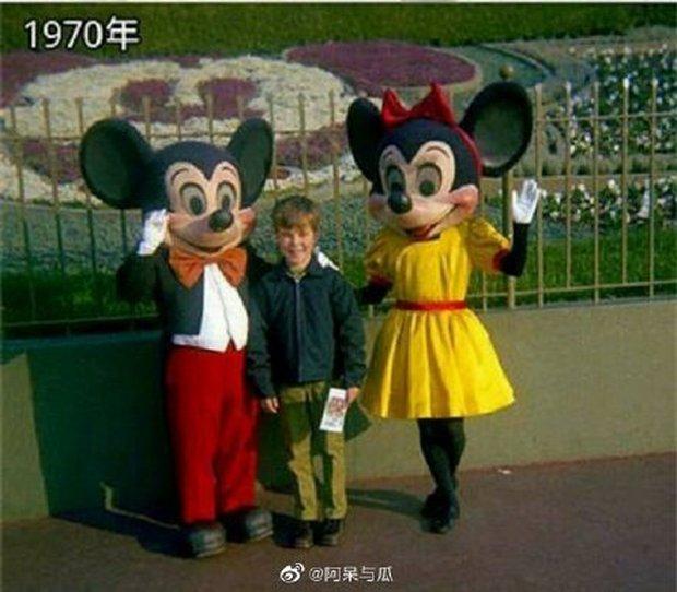 Sốc với Mickey phiên bản quá kinh dị 66 năm trước, MXH Hoa ngữ rúng động đến lên thẳng hot search - Ảnh 15.