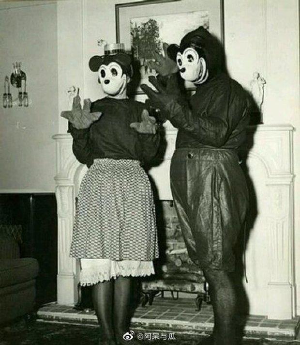 Sốc với Mickey phiên bản quá kinh dị 66 năm trước, MXH Hoa ngữ rúng động đến lên thẳng hot search - Ảnh 11.