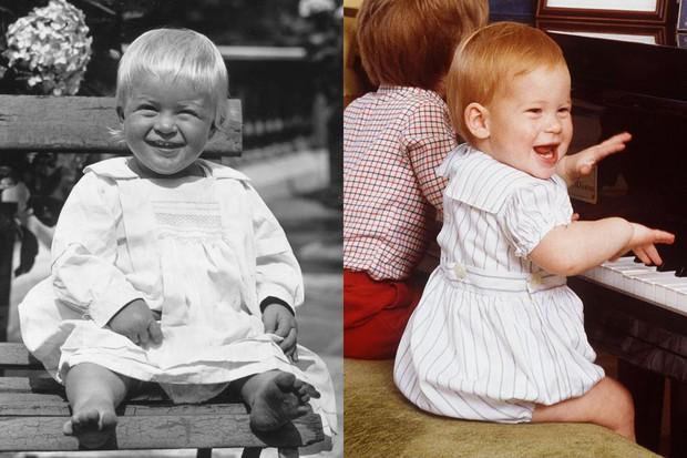 10 khoảnh khắc Hoàng tử Harry giống cố Hoàng thân Philip đến ngỡ ngàng, từ thần thái, dáng hình đến cả nụ cười ấm áp - Ảnh 1.
