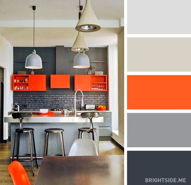 20 sự kết hợp màu sắc đỉnh của chóp cho căn bếp thêm đẹp và sang - Ảnh 1.
