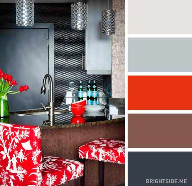 20 sự kết hợp màu sắc đỉnh của chóp cho căn bếp thêm đẹp và sang - Ảnh 12.