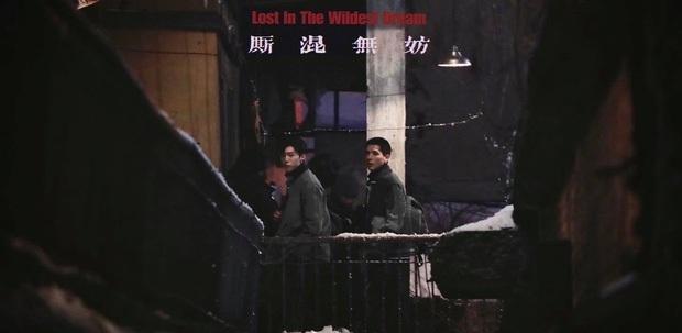 Cặp đam mỹ Vai Trái Có Cậu đóng cảnh ngược vẫn tình như phim Hàn, visual được khen như xé sách bước ra - Ảnh 3.