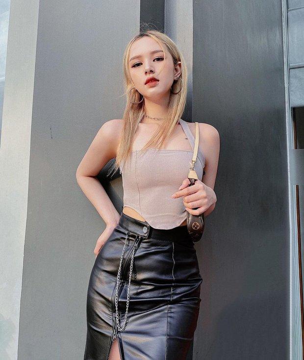 Xoài Non, Linh Ka mách chị em chỗ mua túi rẻ đẹp: Toàn mẫu xinh tươi trendy giá chỉ từ 43k - Ảnh 1.