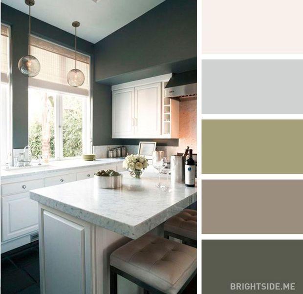 20 sự kết hợp màu sắc đỉnh của chóp cho căn bếp thêm đẹp và sang - Ảnh 15.