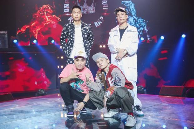 Casting Rap Việt mùa 2: Datmaniac bất ngờ xuất hiện dù là giám khảo King Of Rap! - Ảnh 1.